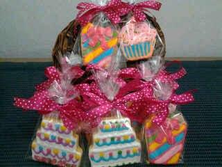 Parcel cookies 081703250288