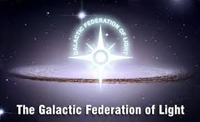 の 連合 光 銀河
