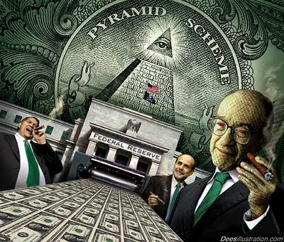 Jewish domination of Federal Reserve has been crucial to engineering the plunder of Americans...