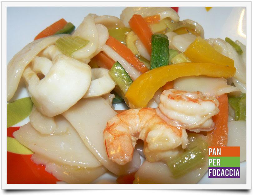 Ricette cucina gnocchi di riso cinesi