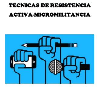 Micromilitando con Aguante (Verguenza Nac & Pop)