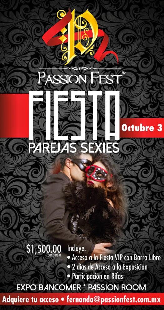 Passion Fest México 2014