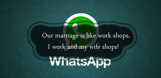 Hilarious WhatsApp Status