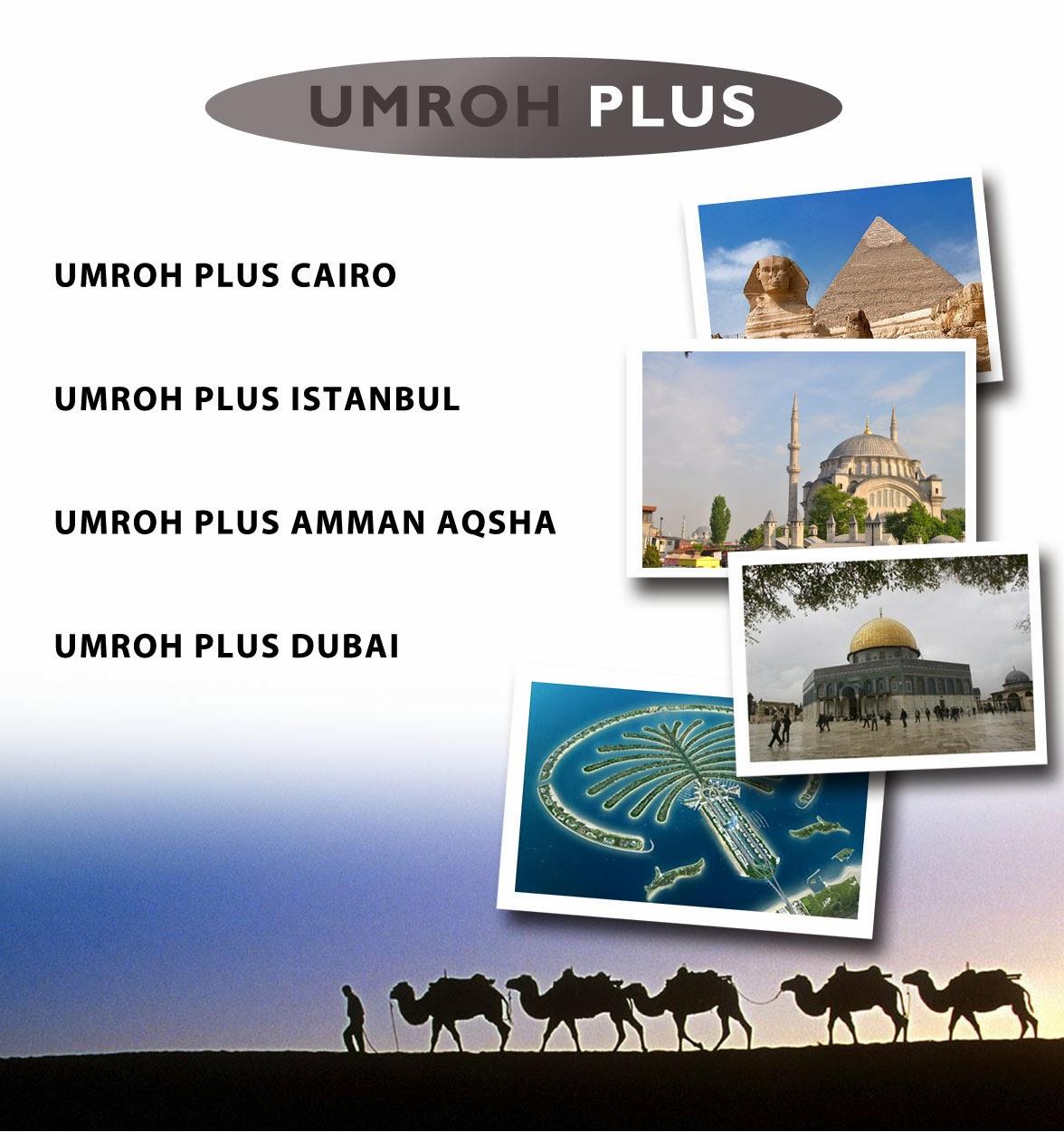 Paket Umroh Plus Istambul Turki