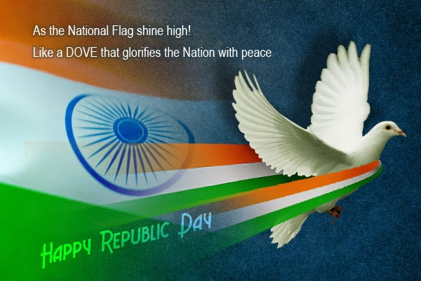 Republic Day India 2017 Greetings