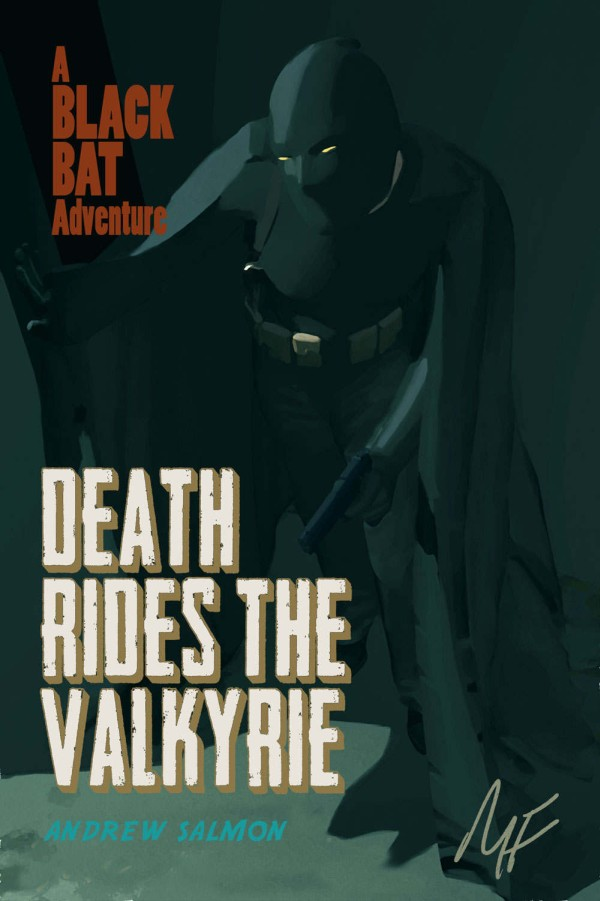 Death Rides The Valkyrie
