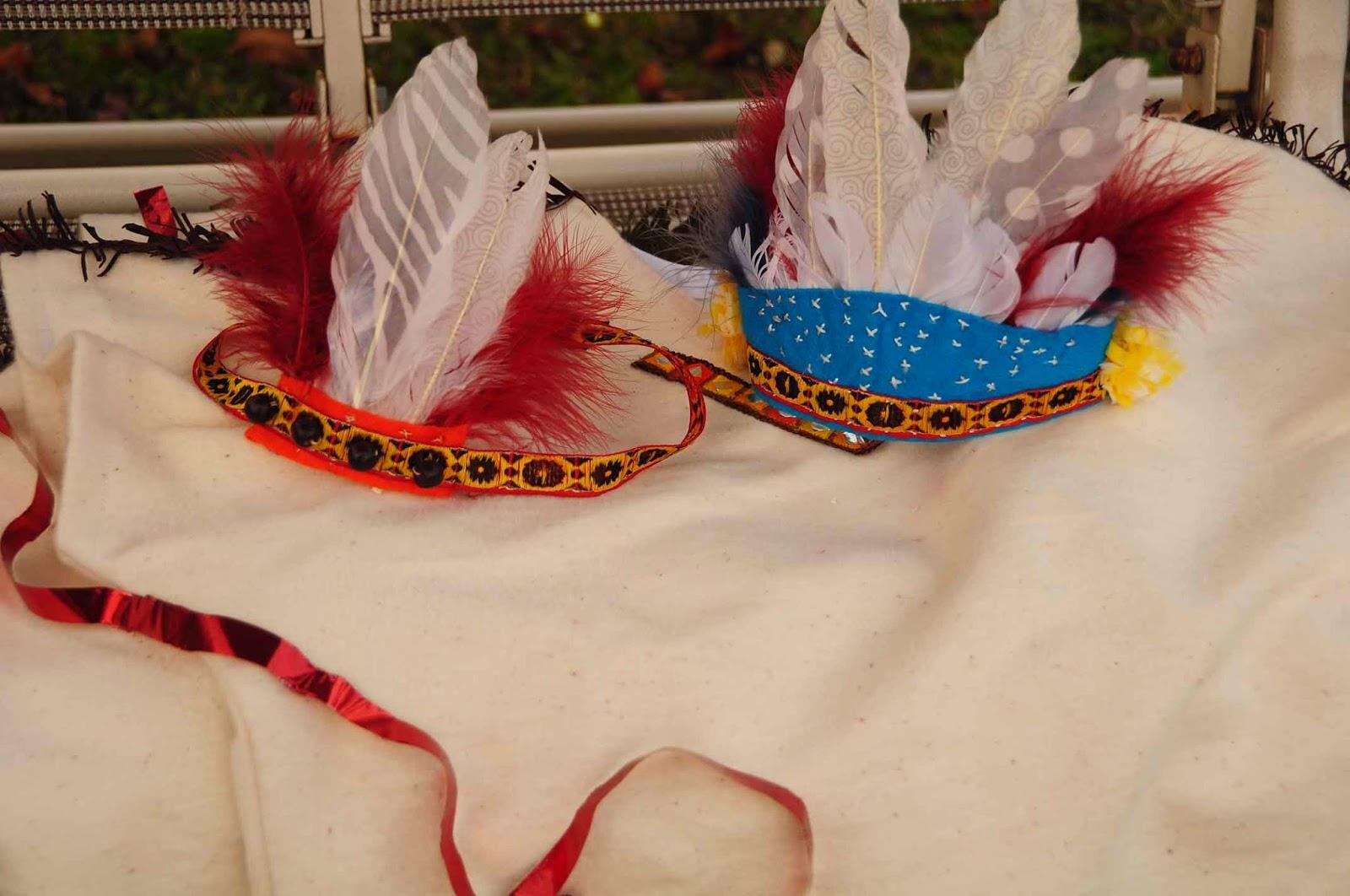 Повязки индейцев своими руками 871