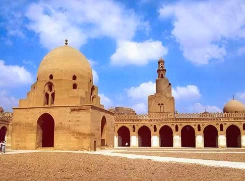 Ibn Tulun Moskeen, Egypten