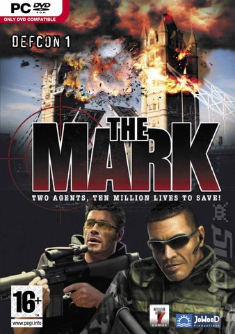 IGI 4 - The Mark Game Poster | IGI 4 - The Mark Game Cover