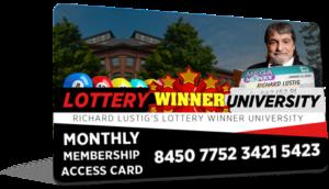 Lottery Winner University™