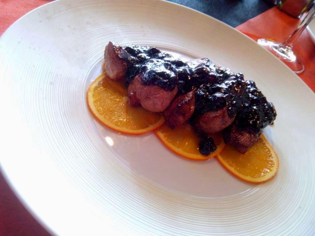 Restaurantes en La Molina