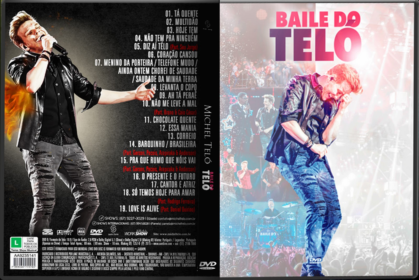 Download Michel Teló Baile do Teló BDRip XviD 2015 Michel 2BTel 25C3 25B3 2BBaile 2BDo 2BTel 25C3 25B3 2B 25282015 2529