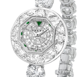 Baby Graff One Carat watch