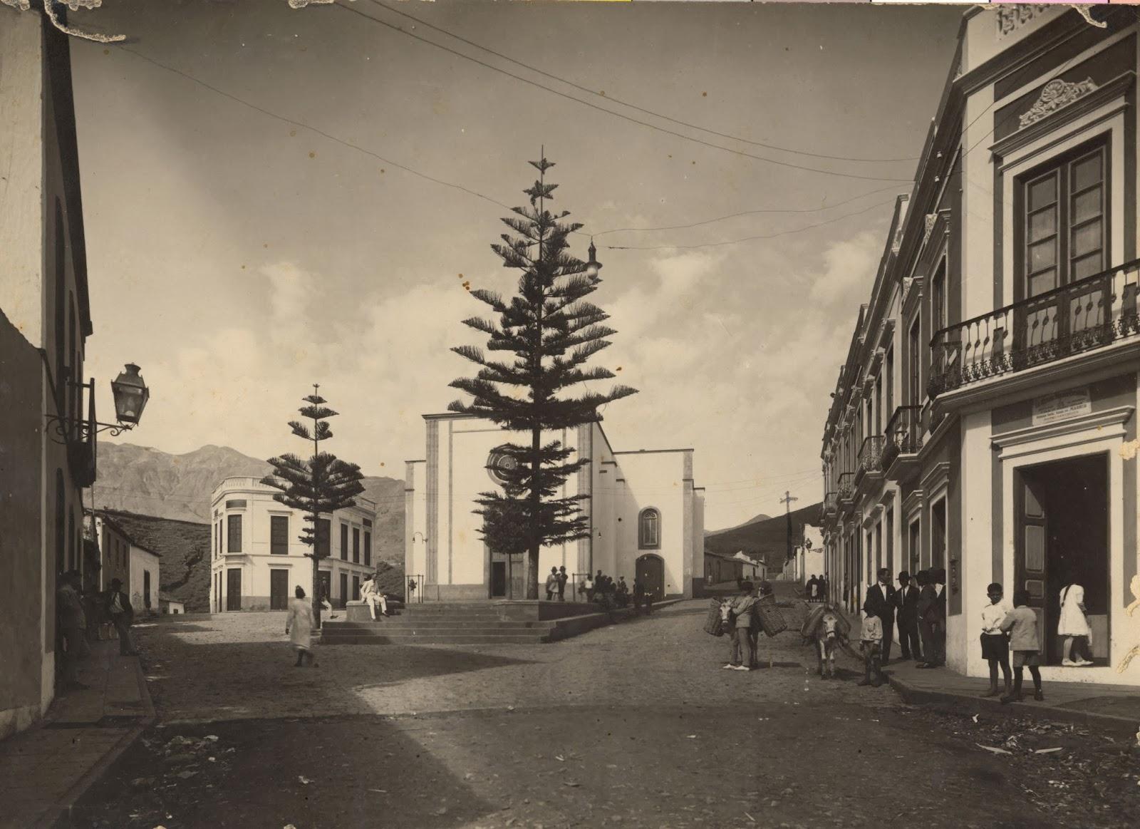 Imagen nº 359 propiedad del archivo de fotografía histórica de la FEDAC/CABILDO DE GRAN CANARIA. Realizada entre los años 1925 y 1930 por Teodoro Maisch.