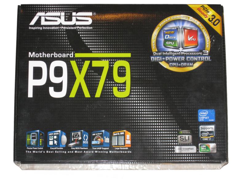 ASUS P9X79