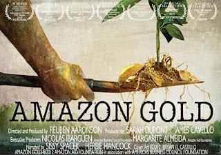 Amazon Gold: the movie