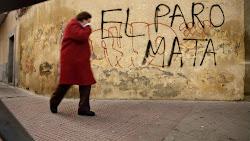 6 millones de personas sin trabajo en España