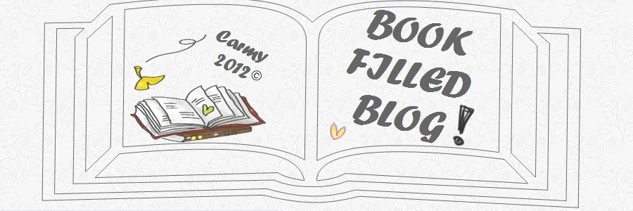 Book Filled Blog