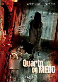 Filme Quarto do Medo Dublado AVI DVDRip