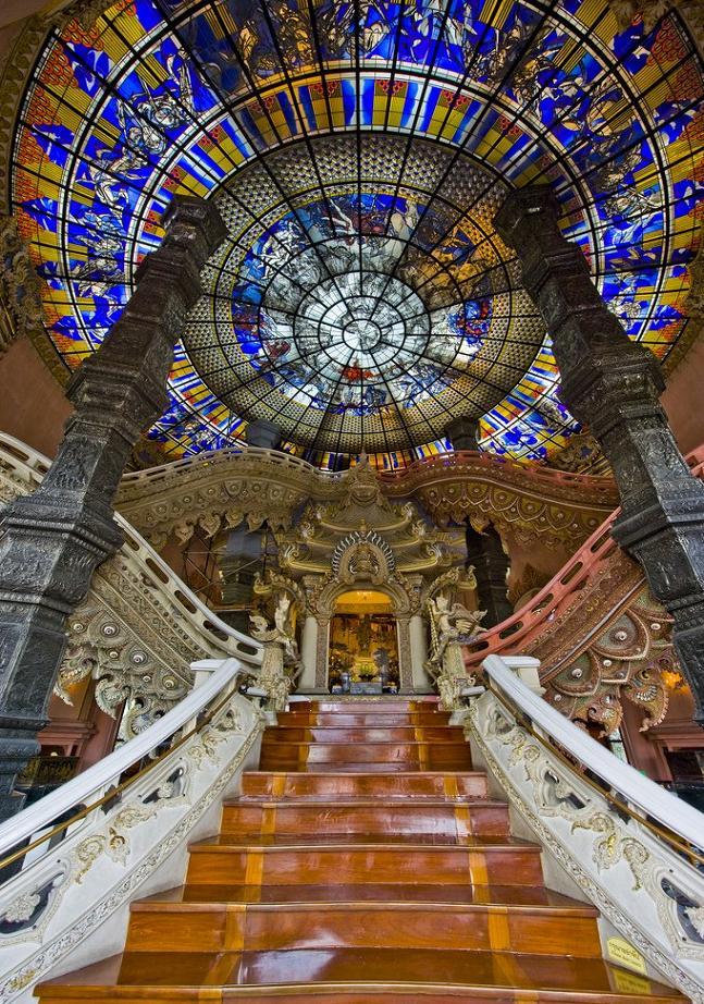 Erawan Museum,Samut Prakan, Thailand: