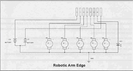 owi 535 robotic arm edge manual