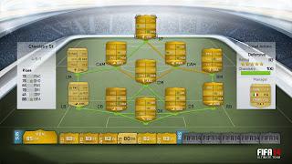 fifa 14 screen 3 FIFA 14 (360/PC/PS3)   Screenshots & Fact Sheet