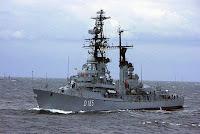 Type 103 Lütjens class destroyers