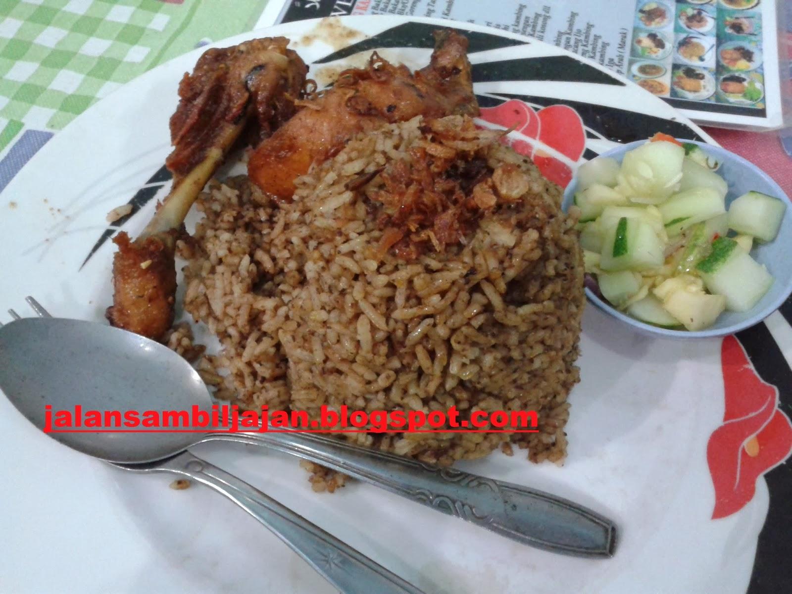 Nasi Kebuli Ayam Depot Yaman