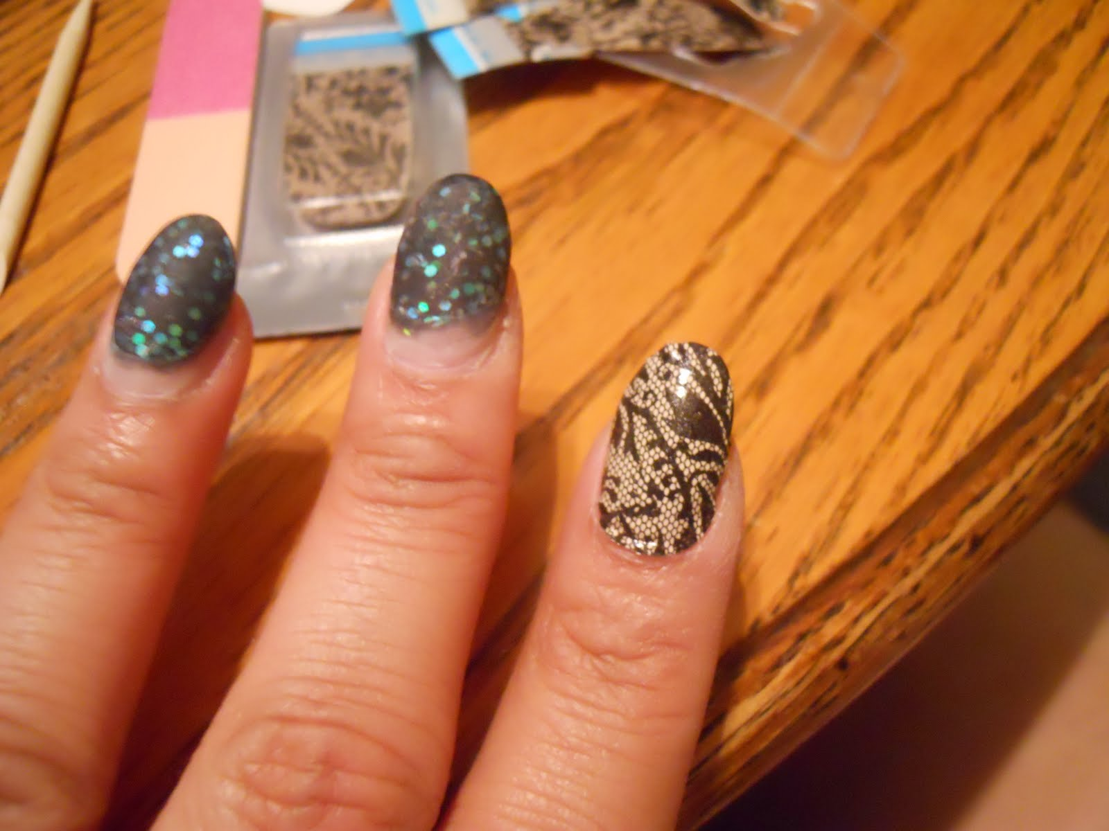 yummy411.get it here!: I'm trying the Sally Hansen Salon
