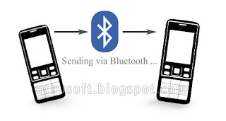 PROV File settings send via bluetooth