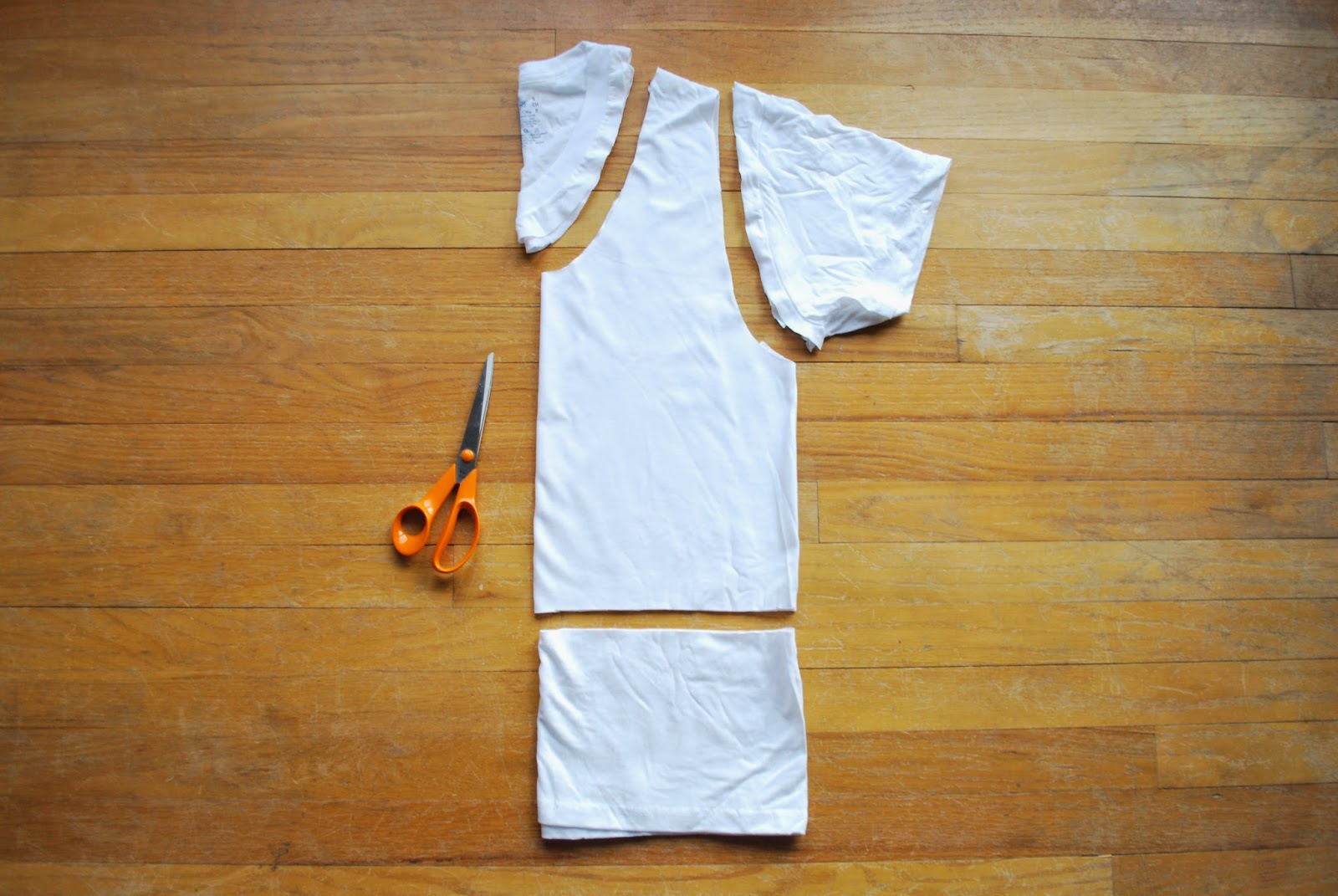 299 no-sew ways to alter a t-shirt | Hey Wanderer