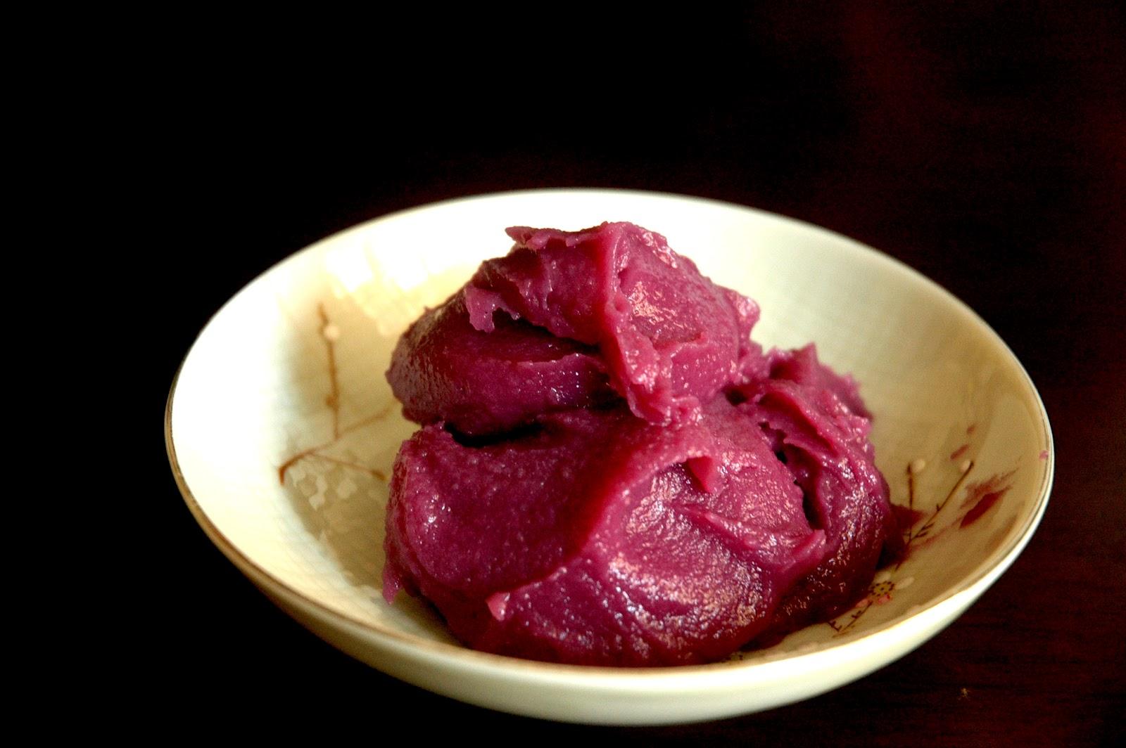 how to make ube jam like good shepherd