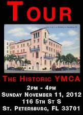 Guided Tours of the Historic YMCA building