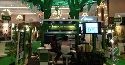 IndoGreen Environment & Forestry Expo (JEFE) 2016