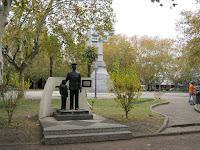 monumento homenaje policía durazno uruguay