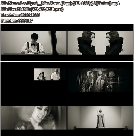 Download MV Lee Hyori () - Miss Korea () (Bugs Full HD 1080p)
