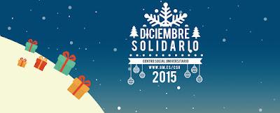 Diciembre Solidario 2015 en la UM.