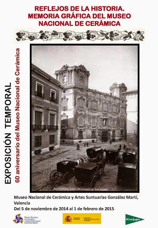 EXPOSICIÓN EN EL MUSEO NACIONAL DE CERÁMICA DE SUS PRIMEROS 60 AÑOS