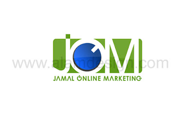 jamal online marketing logo design alamportfolio