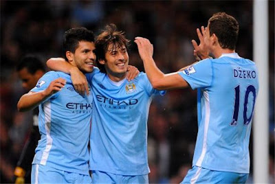 Manchester City - Swansea