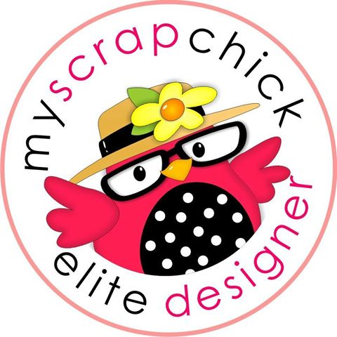 My Scrap Chick Badge