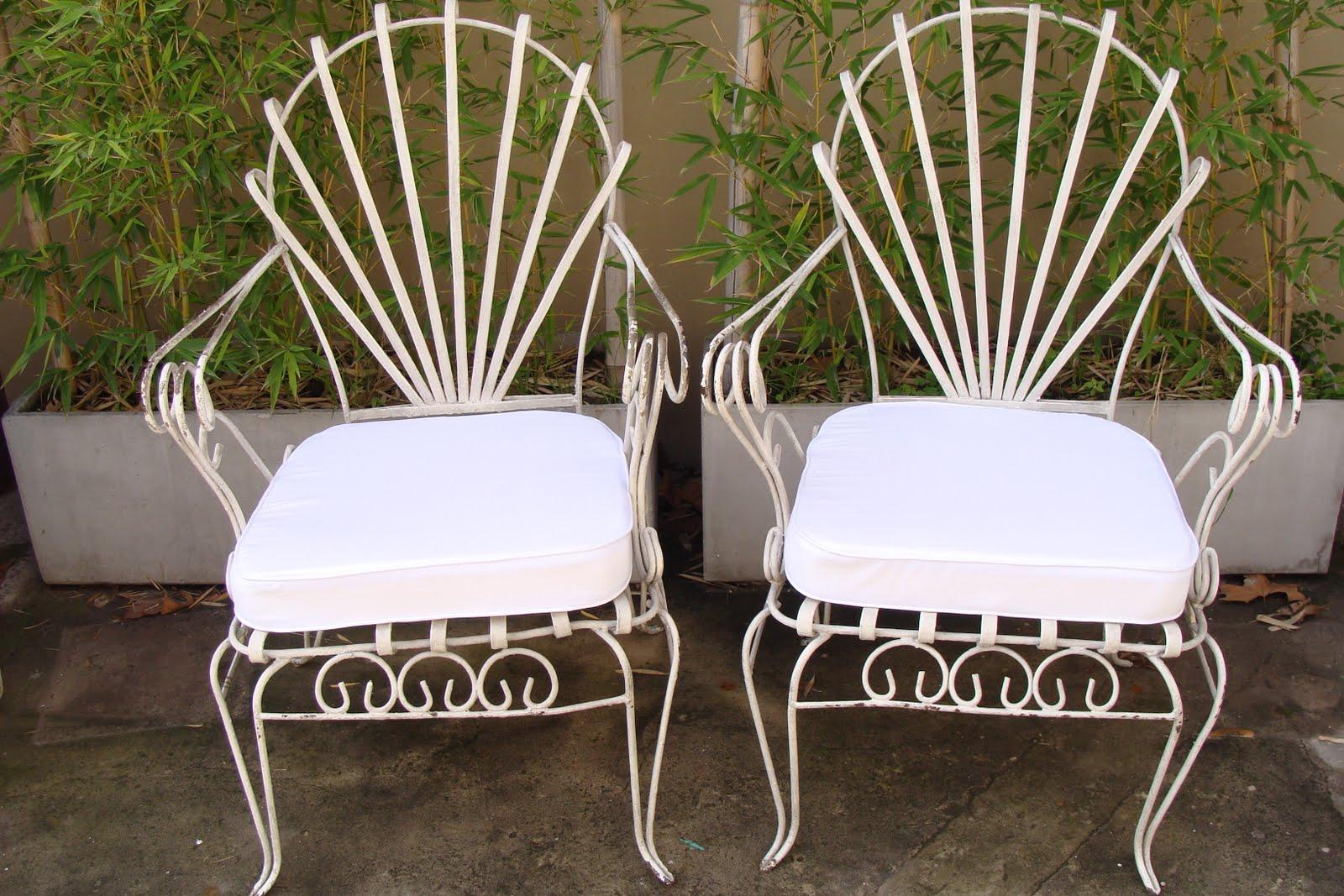 Almohadones a medida para sillas deco marce tienda - Rellenos para sillones ...