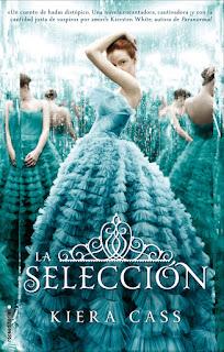 Reseña La selección by Kiera Cass