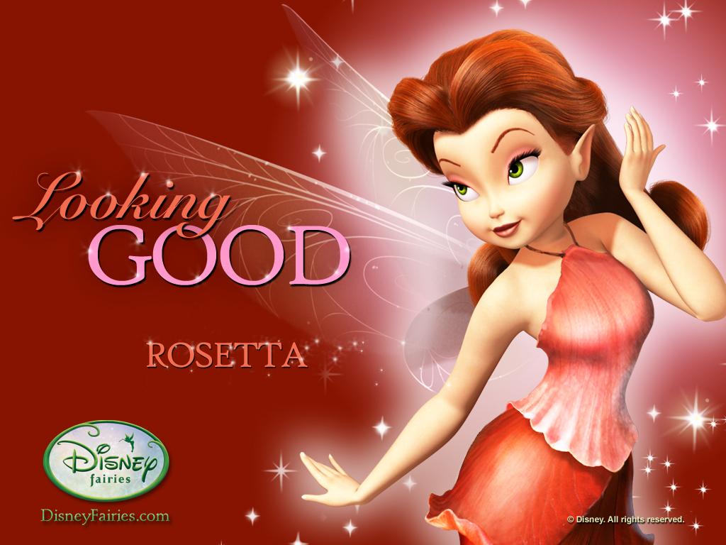 Tinkerbell rosetta