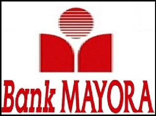 REKRUTMEN PEGAWAI bank mayora tomang, Loker perbankan