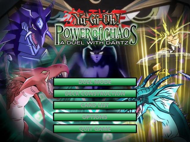 yu gi oh power of chaos pc ita