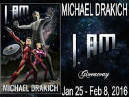 Michael Drakich's I AM Blitz & Giveaway