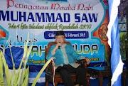 Maulid Nabi di Ciheurang, Hadirkan KH. Jujun Junaedi