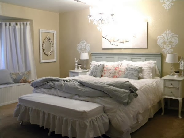 Romantic Valentine Bedroom Interior Design : ... Furniture: 2014 Romantic Valentine's Day Bedroom Decorations Ideas