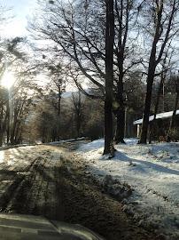 Un paseo nevado por el fin del mundo